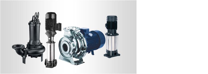 Pumpen industrielle Anwendung